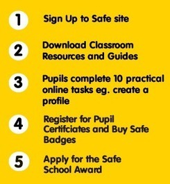 Safe - The DigitalMe Certificate in Safe Social Networking for Primary Schools | Social Networking - Cyber Citizen | Scoop.it