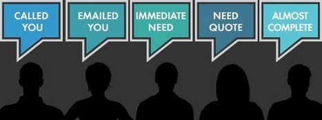 5 Types of Sales Leads You Should Follow Up With Now   Sales   Scoop.it