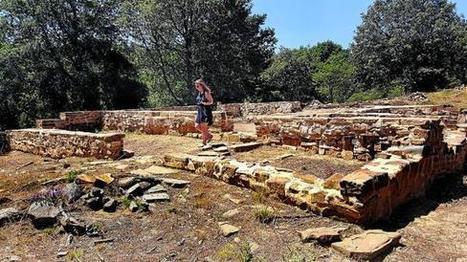 Las excavaciones de Elexazar, en Amurrio, acaban con el hallazgo de restos del siglo I y II   LVDVS CHIRONIS 3.0   Scoop.it
