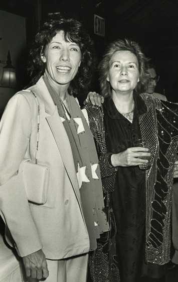 Lily Tomlin, Jane Wagner May Get Married After 42 Years Together | Herstory | Scoop.it