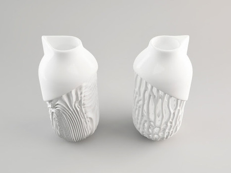 Chroma - Ceramic 3D prints | Eragatory | e-merging Knowledge | Scoop.it
