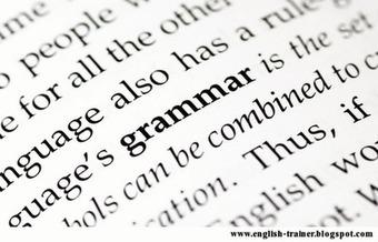 Grammar and Punctuation Tips | present simple | Scoop.it
