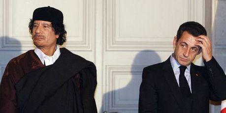 Un document prouverait le financement de la campagne de Sarkozy par Kadhafi en 2007 | Cette campagne va beaucoup trop loin... | Scoop.it
