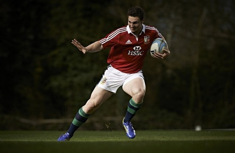 George North will start his second match  for Wales | websites | Scoop.it