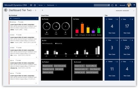 Get ready for a customer-service overhaul in the next Dynamics CRM - PCWorld | Social Me Multimedia |  Apps and Productivity Tools | Scoop.it