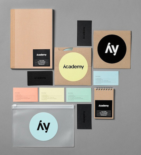 35 Perfect Examples Of Branding Design | inspirationfeed.com | Aries-Graphic Design & Internet Marketing | Scoop.it