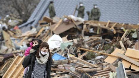 [Photo] Dommages à Ofunato | Flickr - Photo Sharing! | Japon : séisme, tsunami & conséquences | Scoop.it