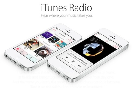Will iTunes Radio Pay Off? | Music business | Scoop.it