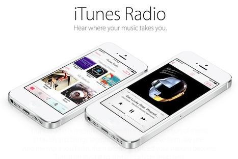 Will iTunes Radio Pay Off? | Grace Notes | Scoop.it