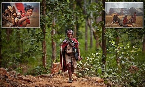 Candid images reveal daily life of the last nomadic people of Nepal   Travel   Scoop.it