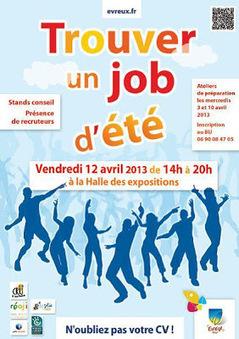 Mission Locale Pays d'Evreux et Eure Sud: FORUM JOBS D'ETE A EVREUX | Dans la CASE & Alentours | Scoop.it