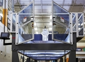Using 3D printing to create molds for utility scale wind turbine blades | Energy.gov | Cultibotics | Scoop.it