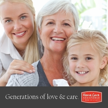 Grandfamilies are becoming more popular in the USA! | Home Care Assistance of Bloomfield | Scoop.it