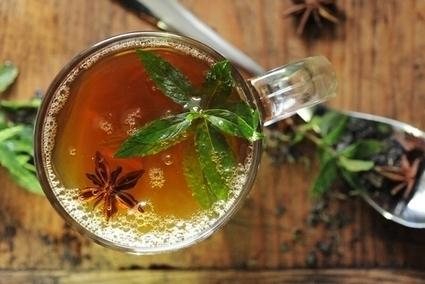 Thé aux herbes et à la badiane | cuisine du monde | Scoop.it