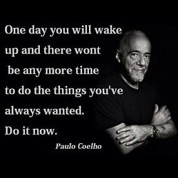 Do it now | Quote for Thought | Scoop.it