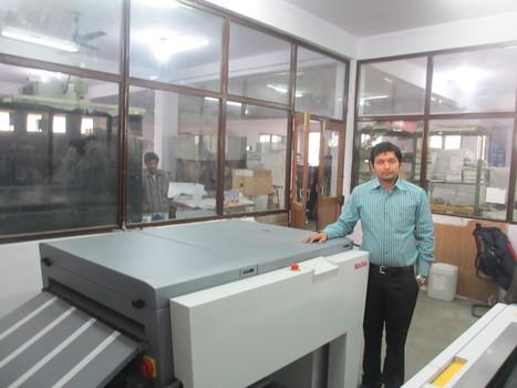 INSIGHT installs Kodak CTP at Jauhari Printers, Varanasi | INSIGHT Newsletter March | Scoop.it