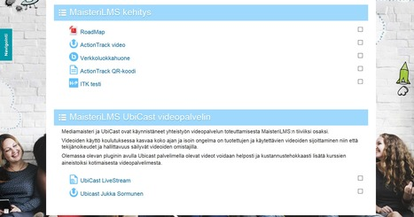 Mediamaisteri & Ubicast aamiaistilaisuus | UbiCast richmedia video and lecturecapture | Scoop.it