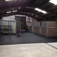 Rubber Mat Flooring- The Coziest Relaxation Way For Your Horses | Stable Matting | Stable Mats | Scoop.it
