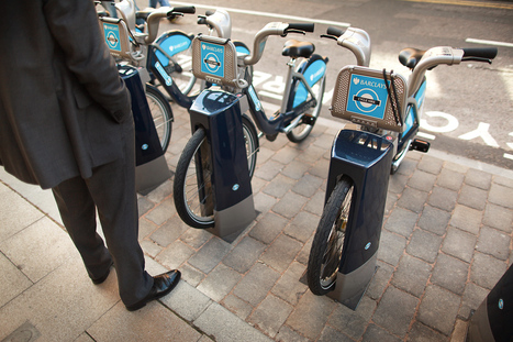 Bike-Share Schemes Shift Into High Gear   This Gives Me Hope   Scoop.it