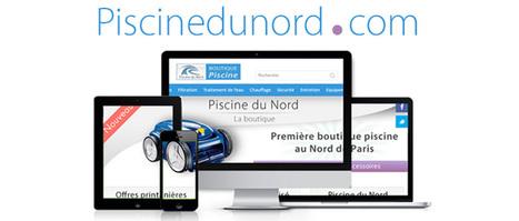 Matériel et équipements pour piscines - Boutique Piscine du Nord   Equipements et accessoires piscine   Scoop.it