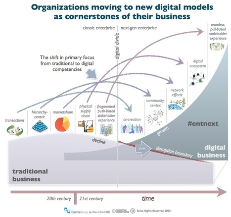 Looking at Digital Business in 2013 | Complexity & Resilience | Scoop.it