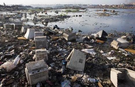 Déchets D3E – Pourquoi il est urgent de considérer notre consommation et nos déchets électroniques et électriques | Construire le monde de demain | Scoop.it