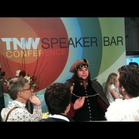 ducu's photo | TNW Conference 2011- Amsterdam, April 27, 28 and 29 | Scoop.it