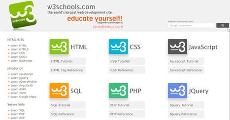 Download Complete W3Schools Offline Version Tutorials Free   I am Shemul   Internet   Scoop.it