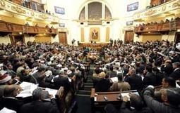 Première réunion commune des deux chambres du Parlement pour discuter les procédures d'élection de l'Assemblée constituante | Égypt-actus | Scoop.it