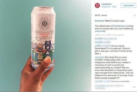 Fitness empire Lululemon launches a craft beer | Craft Beer Industry | Scoop.it