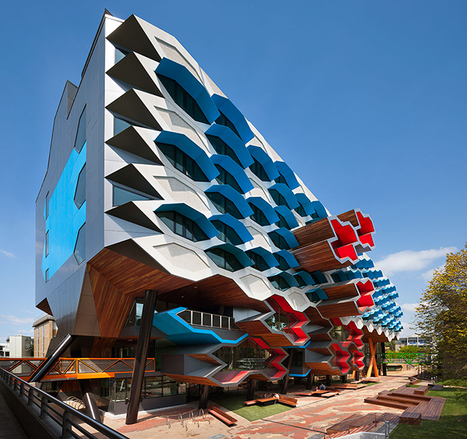 Molecular Science Building | What Surrounds You | Scoop.it