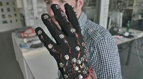 Ce gant pourrait changer la vie des sourds et aveugles : voilà comment | LaLIST Veille Inist-CNRS | Scoop.it