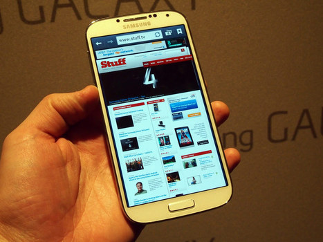 Samsung Galaxy S4 price revealed | MobileandSocial | Scoop.it