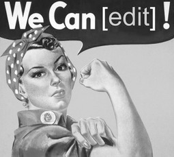 Gender-Balancing Wikipedia, One Article at a Time | Women and Wikimedia | Scoop.it