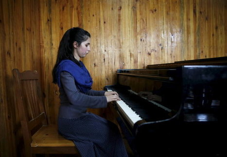 All-Female Orchestra In Afghanistan Fights The Taliban With Music | Women's equality | Scoop.it
