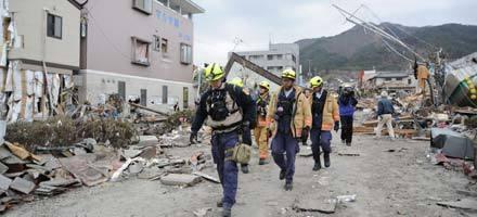 Le séisme a entraîné une contraction de l'activité industrielle au Japon - Sicavonline   Japan Tsunami   Scoop.it