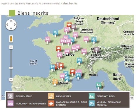 Les classement Unesco et labels touristiques sont-ils des coups gagnants pour le développement économique ? - Lagazette.fr | Un tour en France | Scoop.it