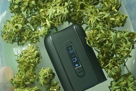 Marijuana Vaporizer: Your Way to Incredible New Marijuana Highs | vaporizors | Scoop.it