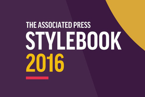 5 AP style changes PR pros should know | PR Daily | Public Relations & Social Media Insight | Scoop.it