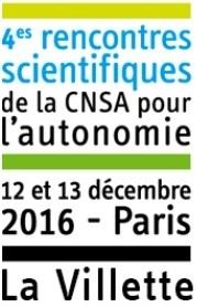 4es rencontres scientifiques de la CNSA : derniers jours pour vous inscrire | Silver économie | Le Numérique pour les Personnes âgées & Autonomie | Scoop.it
