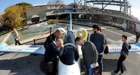 L'avion électrique d'Airbus fait rêver les étudiants de l'Enac | General Aviation | Scoop.it