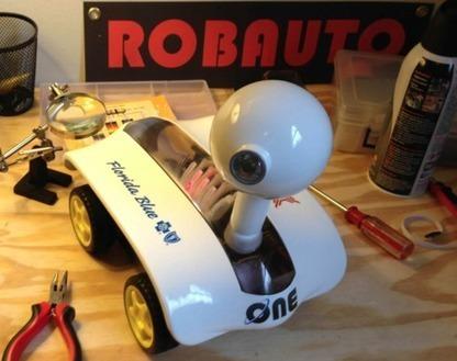 Raspberry Pi Robotics for People on the Autism Spectrum | Raspberry Pi | Scoop.it