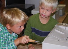 Damit Kinder Technik angreifen und verstehen | KET - Kinder erleben Technik | Scoop.it