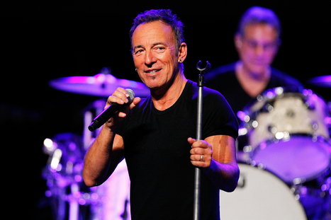 The Inside Story of Bruce Springsteen's Official Live Downloads - Rolling Stone   Bruce Springsteen   Scoop.it