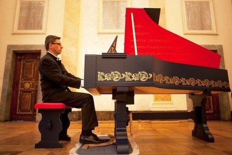 Leonardo da Vinci's Musical Invention, the Viola Organista | Archivance - Miscellanées | Scoop.it