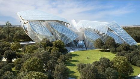 La Fondation Louis Vuitton à Paris | Arts et FLE | Scoop.it