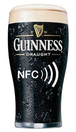 At last, the killer app for NFC: Free Beer! | Tag 2D & Vins | Scoop.it