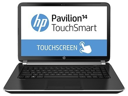 HP Pavilion TouchSmart 14z-n100 Review - All Electric Review | Laptop Reviews | Scoop.it
