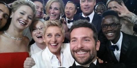 Selfie aux Oscars : le placement de produits à l'ère Twitter | Marketing Communication news | Scoop.it