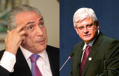 Tijolaço: Janot tem que explicar por que recusa delação contra Temer | EVS NOTÍCIAS... | Scoop.it
